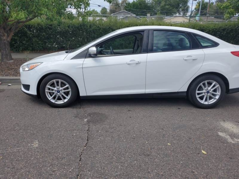 Ford Focus 2016 price $11,999