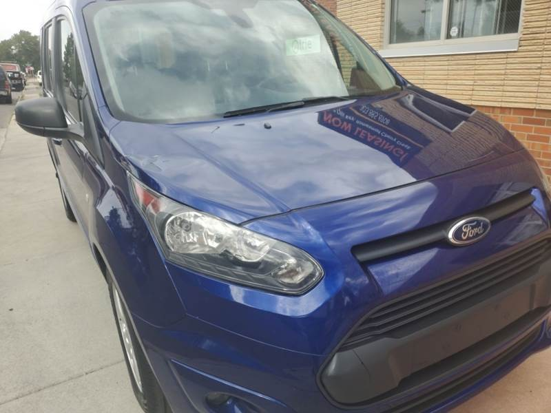 Ford Transit Connect Wagon 2015 price $9,999