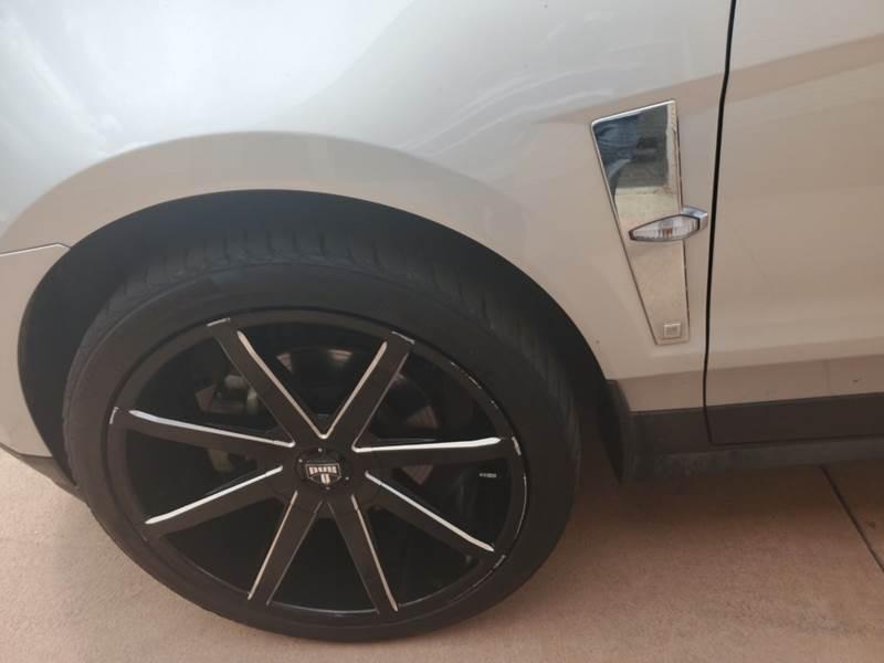 Cadillac SRX 2011 price $10,999