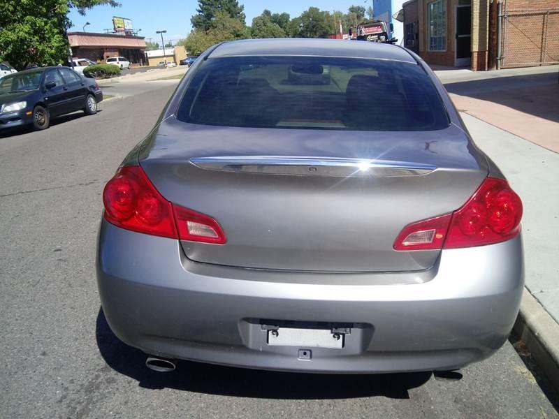Infiniti G35 2007 price $6,500