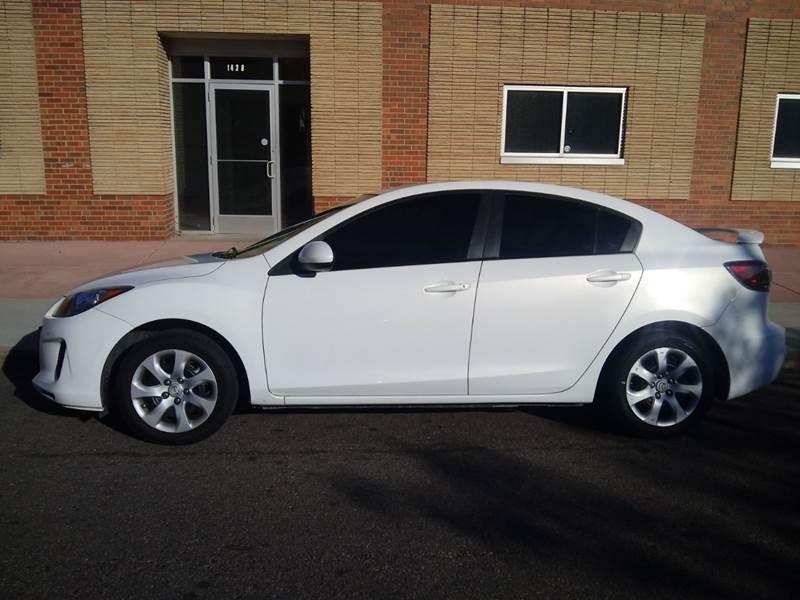Mazda MAZDA3 2012 price $4,500