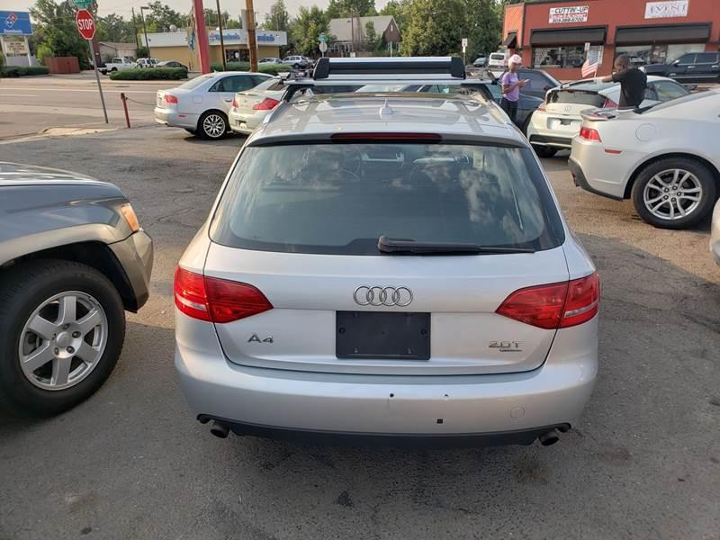 Audi A4 2009 price $7,900