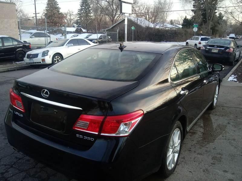 Lexus ES 350 2010 price $12,500