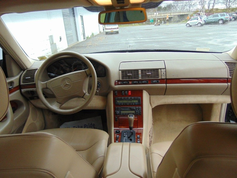 Mercedes-Benz S-Class 1998 price $5,995