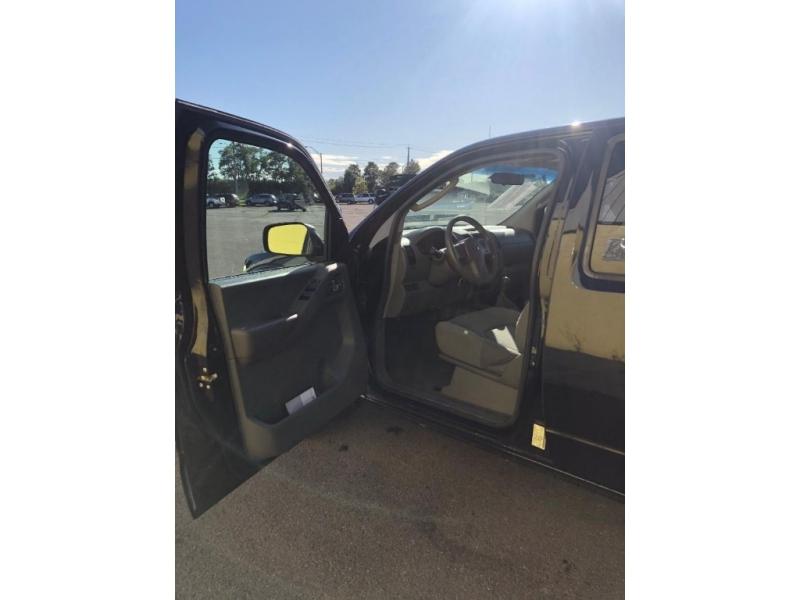 Nissan Frontier 2008 price $10,495