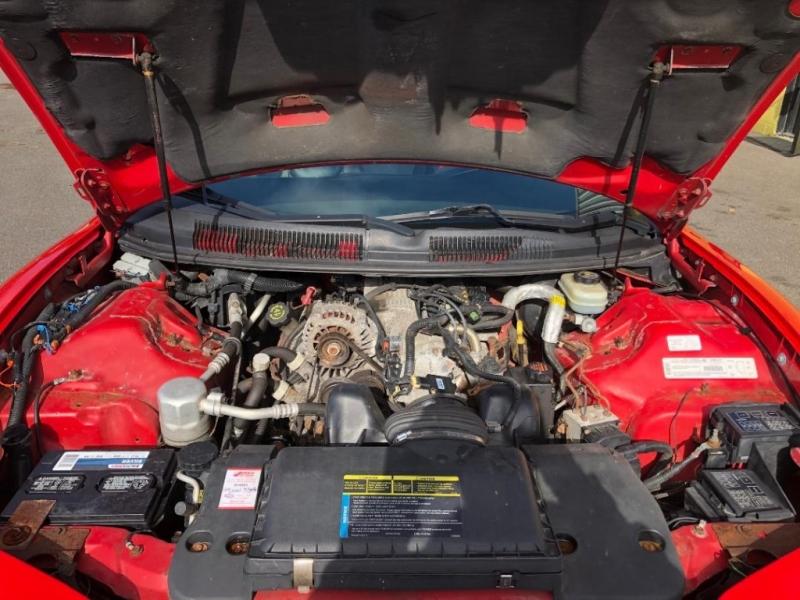 Pontiac Firebird 1998 price $3,995