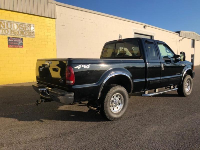 Ford Super Duty F-250 2001 price $11,900