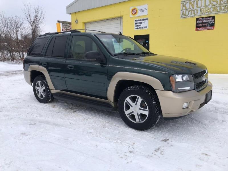 Chevrolet TrailBlazer 2006 price $6,800