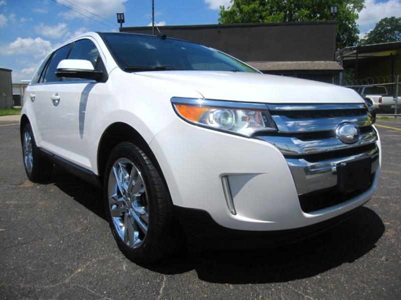 Ford Edge 2013 price $8,495