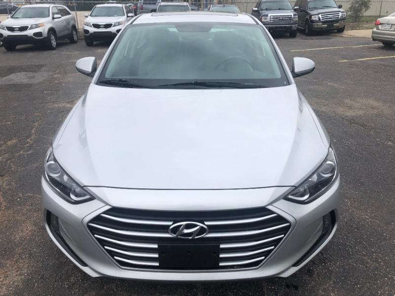 Hyundai Elantra 2018 price $14,495
