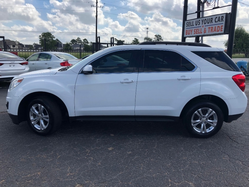 Chevrolet Equinox 2012 price $8,495
