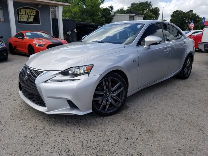 Lexus IS 350 2015 price