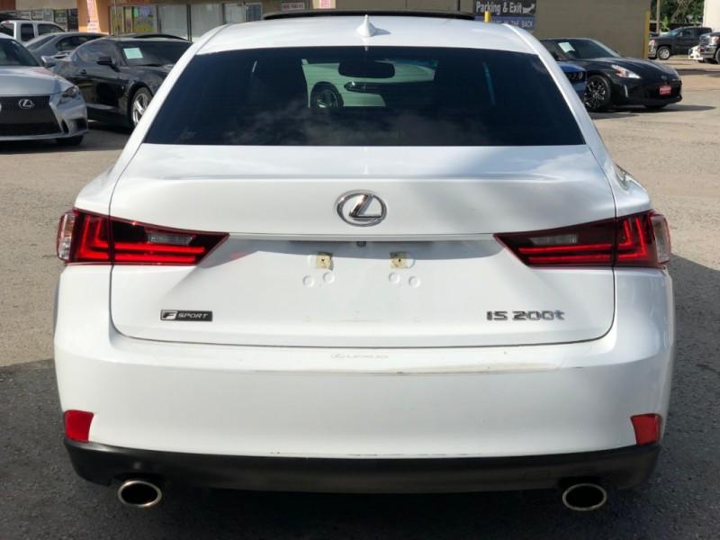 Lexus IS 200t 2016 price