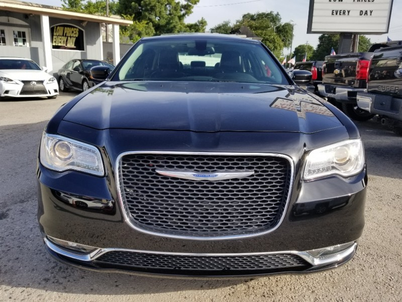 Chrysler 300 2016 price