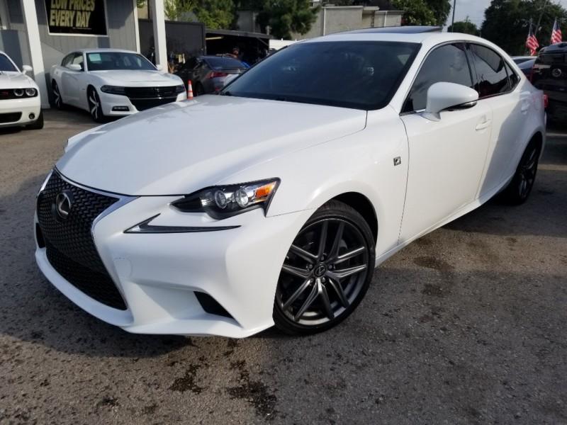 Lexus IS 200t 2016 price $0