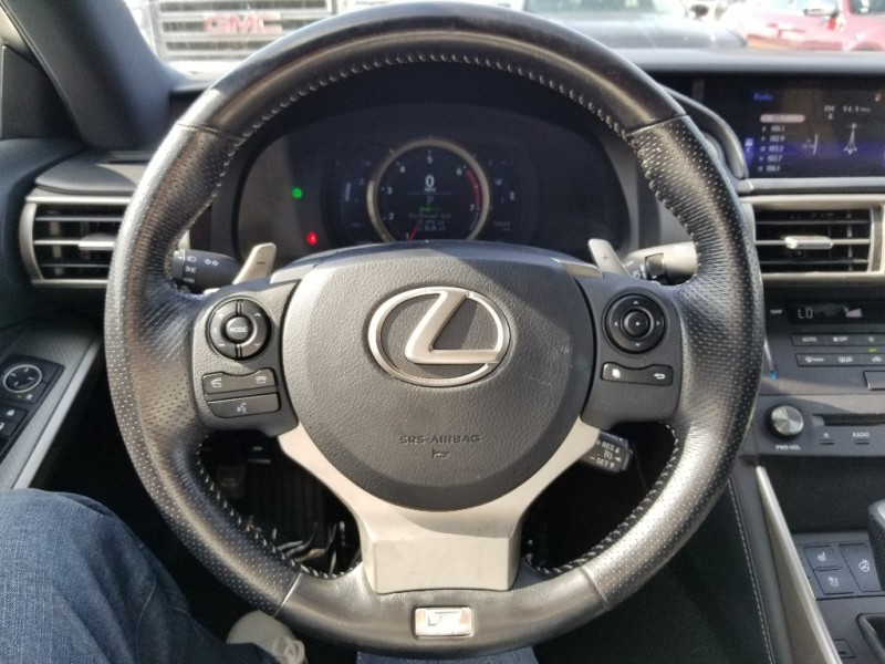 Lexus IS 200t 2016 price