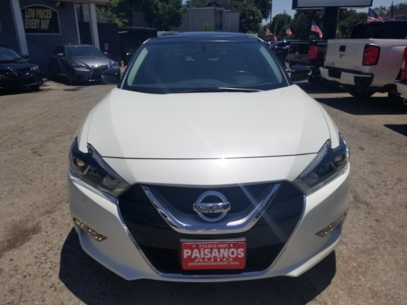 Nissan Maxima 2016 price