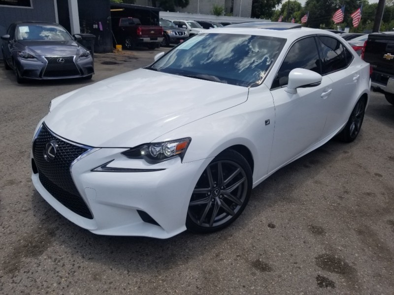 Lexus IS 250 2015 price