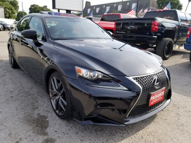 Lexus IS 200t 2016 price $0