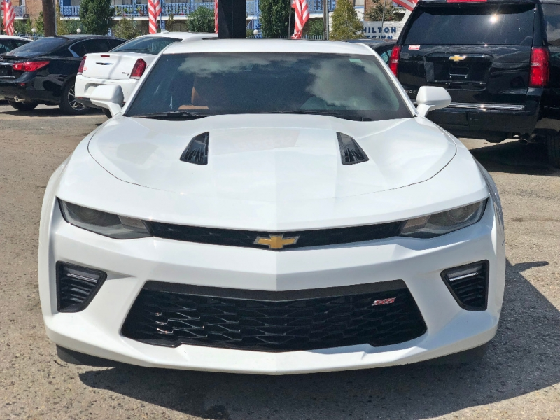 Chevrolet Camaro 2016 price