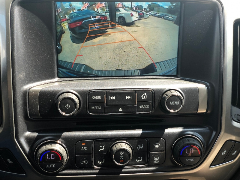 Chevrolet Silverado 1500 2017 price $36,495