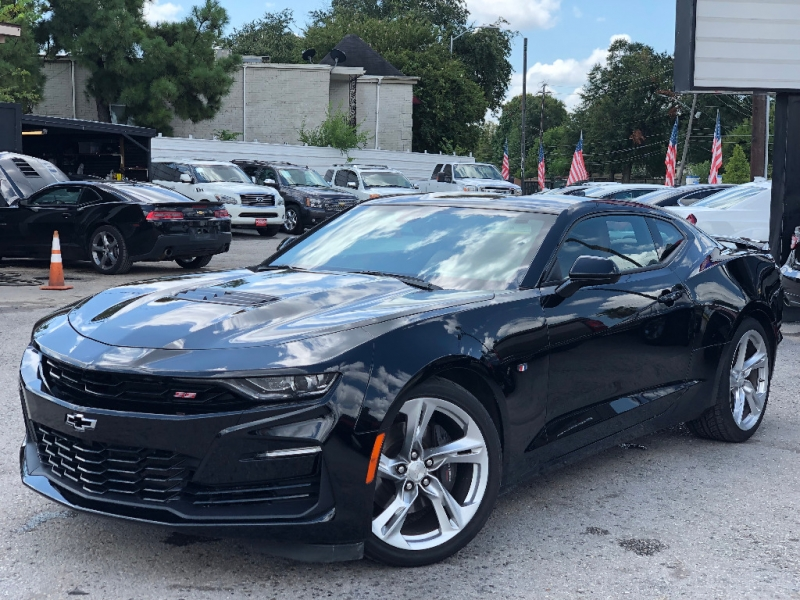 Chevrolet Camaro 2019 price $33,495