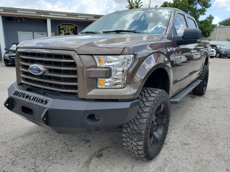 Ford F-150 2015 price $27,495