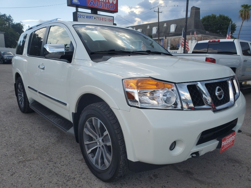 Nissan Armada 2015 price $22,995