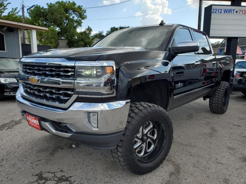 Chevrolet Silverado 1500 2018 price $35,495