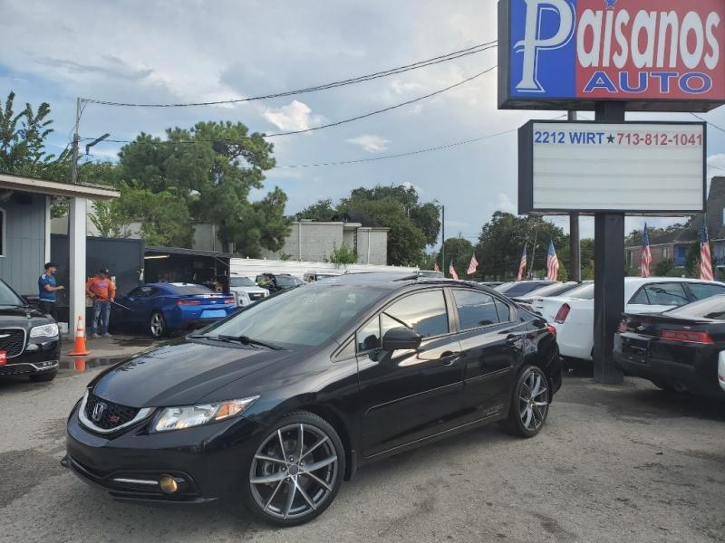 Honda Civic Sedan 2015 price $20,495