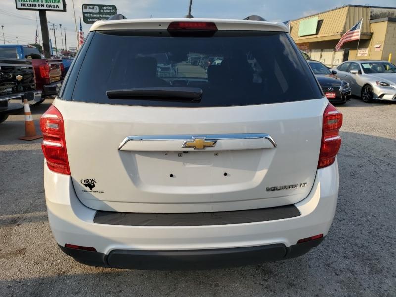 Chevrolet Equinox 2016 price