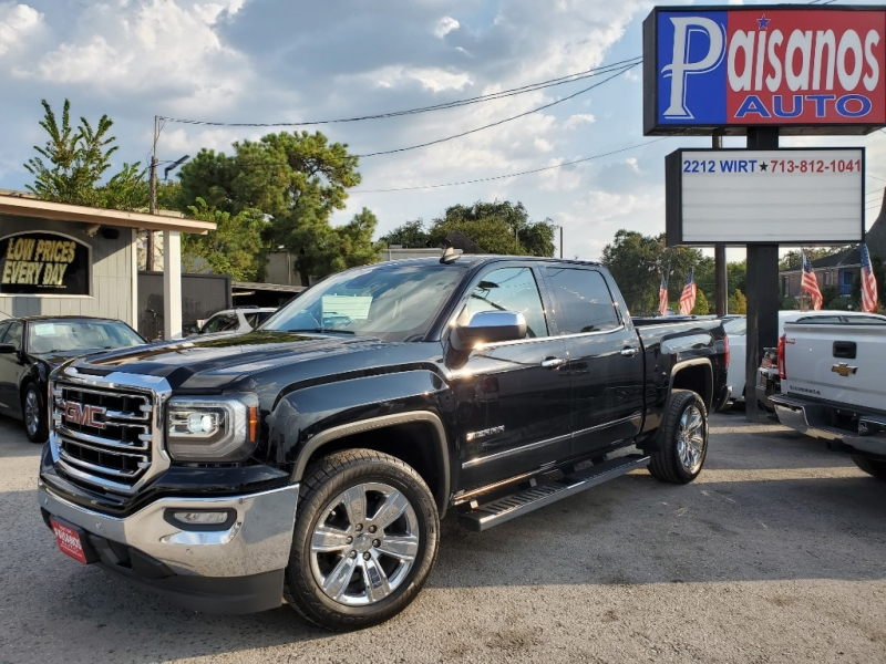 GMC Sierra 1500 2016 price $33,495