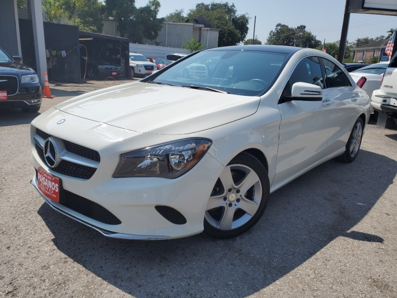 Mercedes-Benz CLA 2017 price