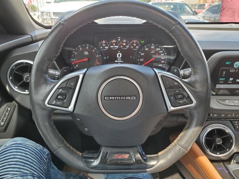 Chevrolet Camaro 2016 price