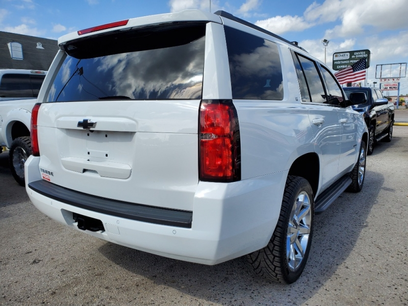 Chevrolet Tahoe 2016 price $0