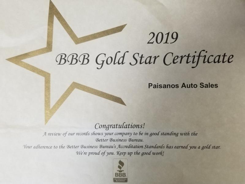 Chevrolet Camaro 2019 price $0
