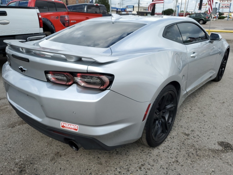 Chevrolet Camaro 2019 price $0