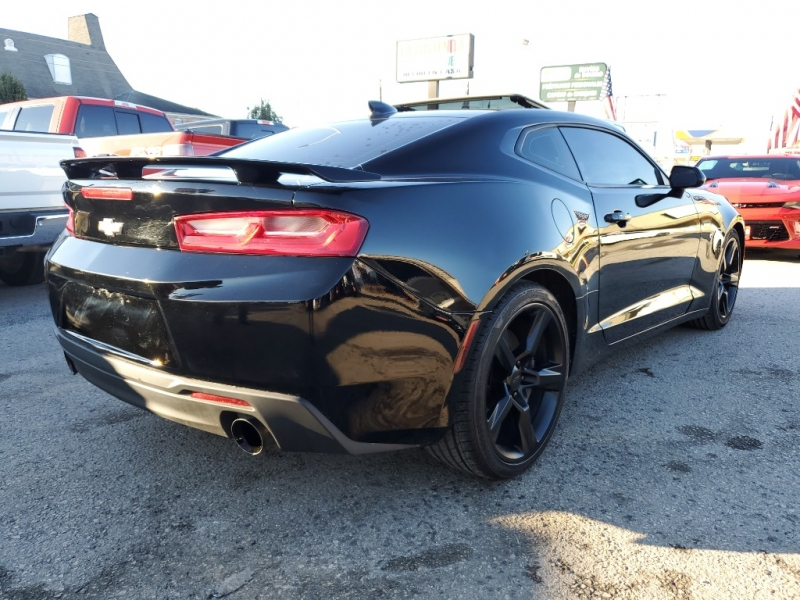 Chevrolet Camaro 2018 price $0