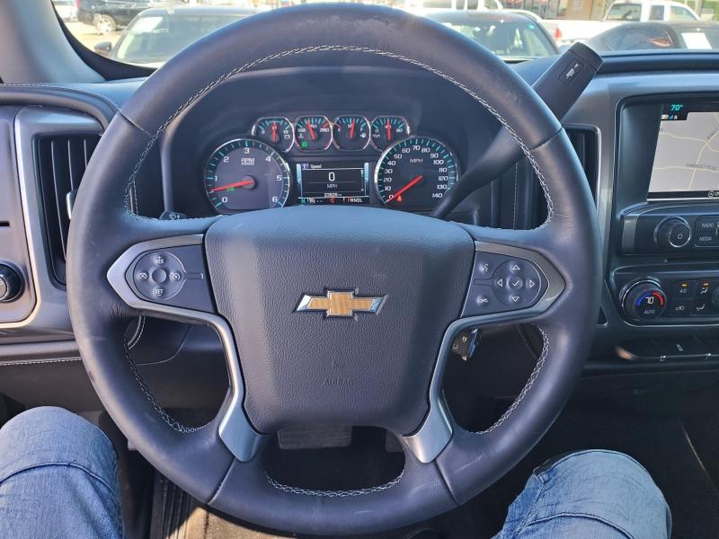 Chevrolet Silverado 1500 2017 price $34,495