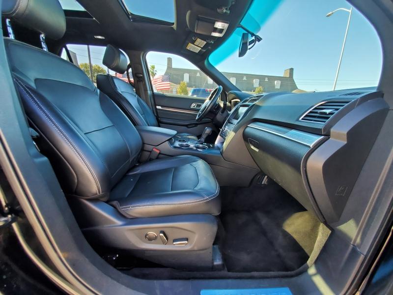 Ford Explorer 2016 price
