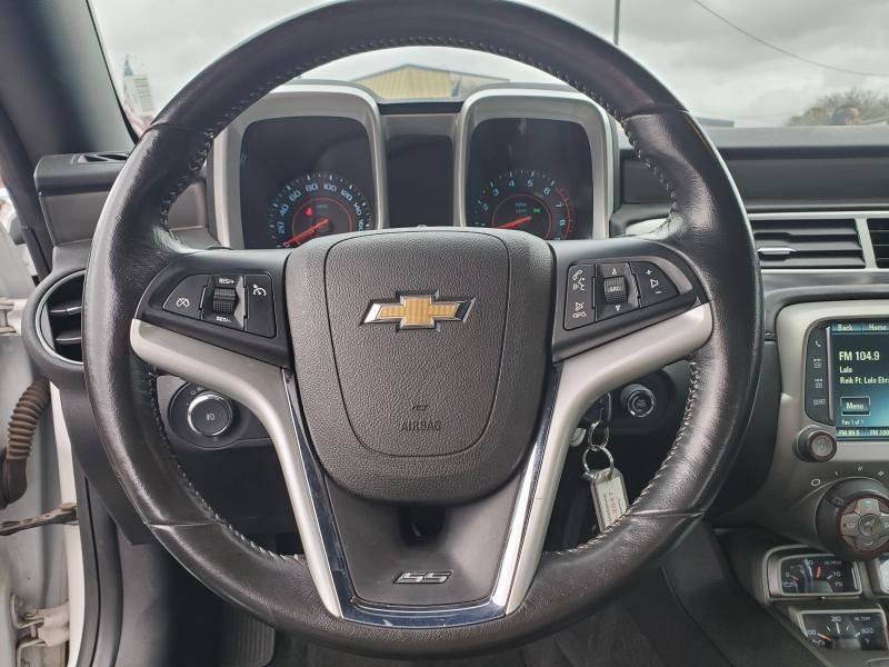 Chevrolet Camaro 2015 price $0