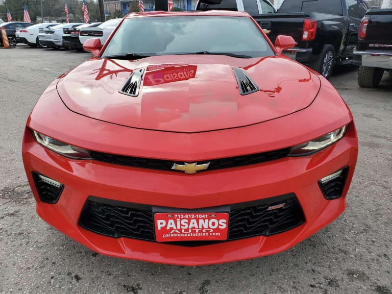 Chevrolet Camaro 2016 price $0