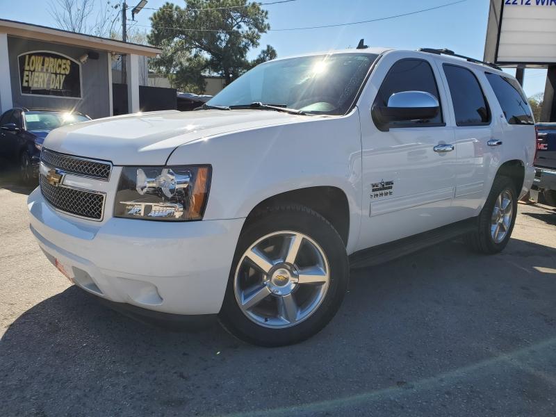 Chevrolet Tahoe 2012 price