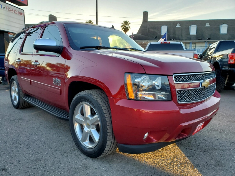 Chevrolet Tahoe 2013 price Call for Pricing