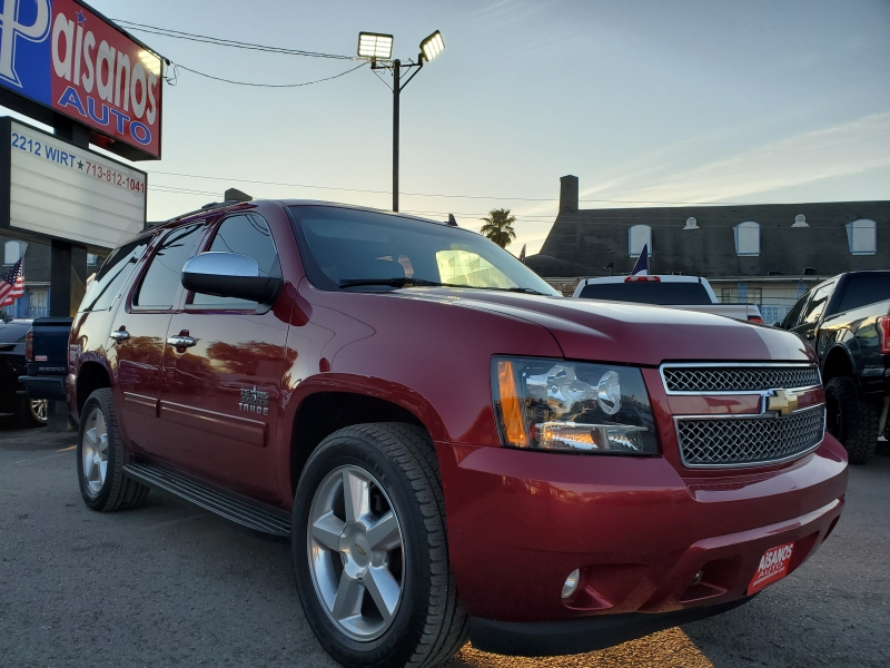 Chevrolet Tahoe 2013 price