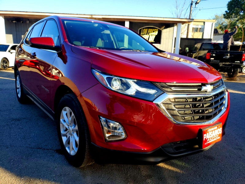 Chevrolet Equinox 2018 price Call for Pricing