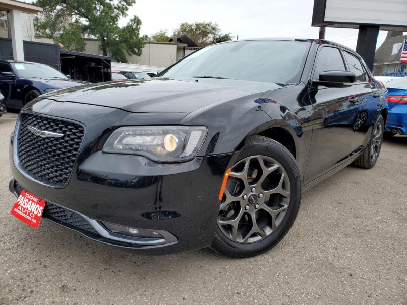 Chrysler 300 2017 price $22,495