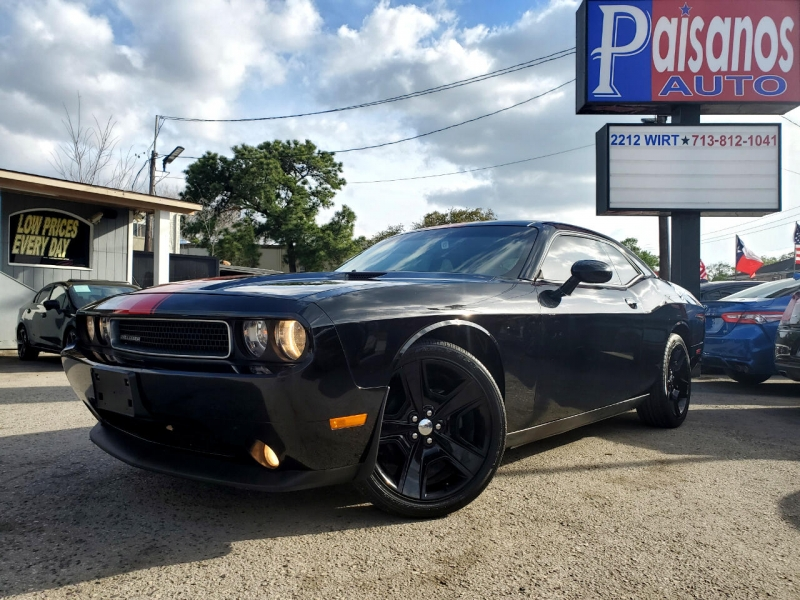 Dodge Challenger 2013 price