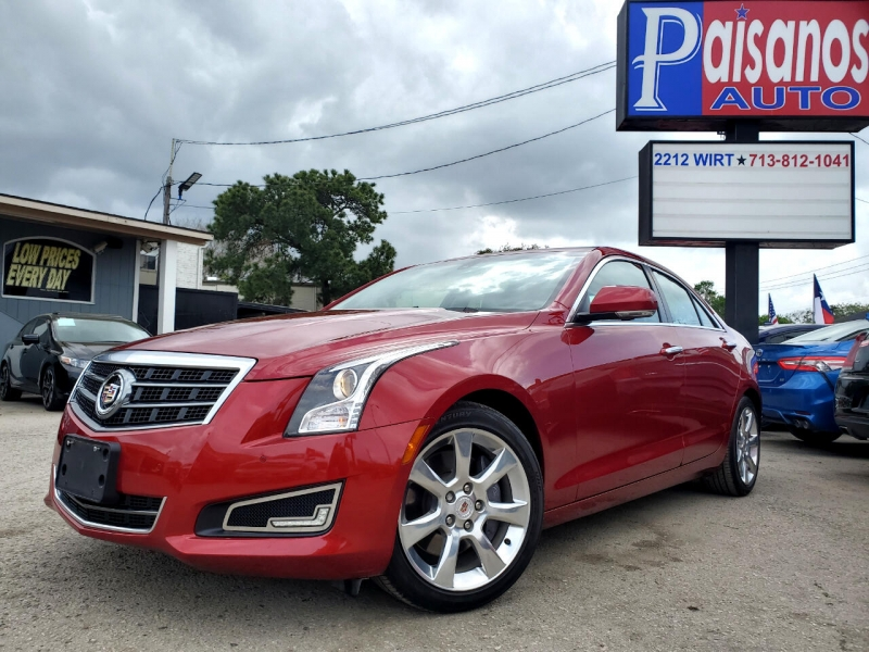 Cadillac ATS 2014 price Call for Pricing