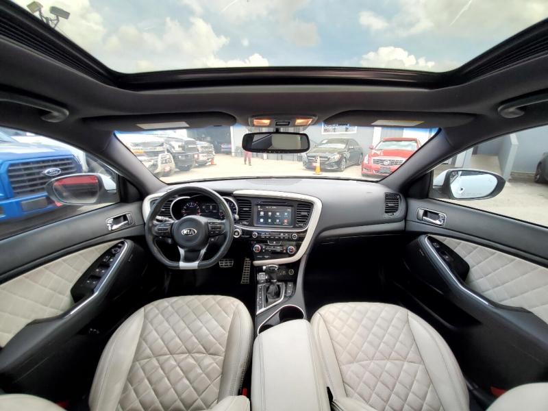 Kia Optima 2015 price